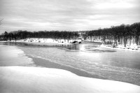Mohawk River from Peebles Island