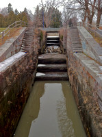Old Erie Canal Lock Flight