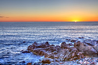 March - Atlantic Ocean Sunrise, Ogunquit, Maine